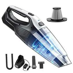 Holife Handheld Vacuum Cleaner Cordless, 7kpa Rechargeable H