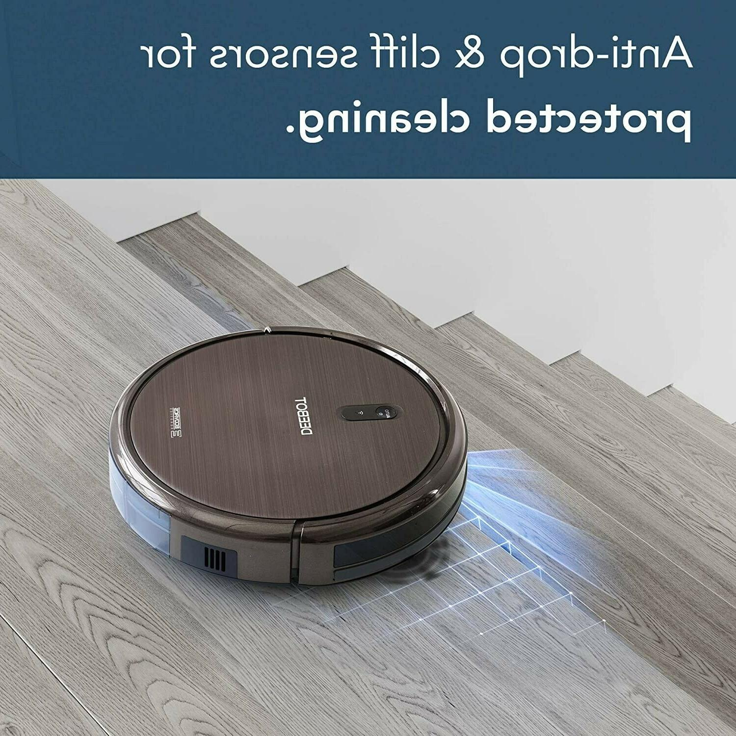 ECOVACS N79S Robot Vacuum with Max Power App