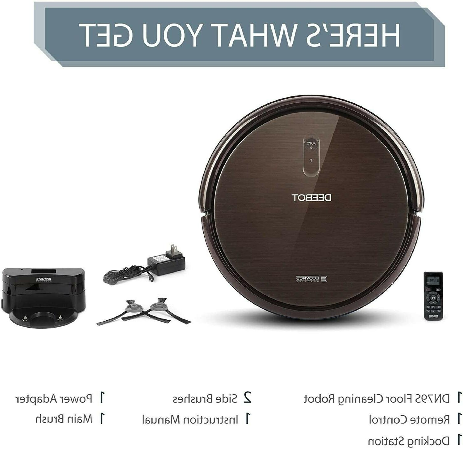 ECOVACS Vacuum with Power