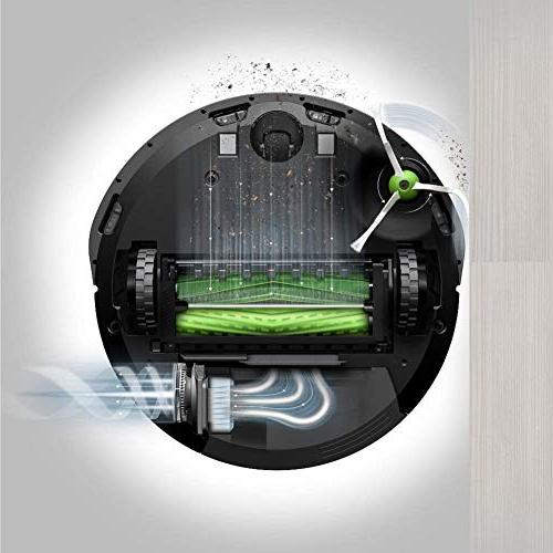 iRobot Roomba Connected Robot Automatic Works with for Hair, Carpets, Hard Floors