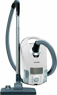 Miele Pure Suction C1 Compact Canister Vacuum Cleaner   Hard