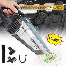 Portable 120W Cordless Wet Dry Rechargeable Handheld Vacuum