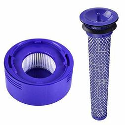 Replacement  Filter Kit For Dyson V8 V7  Animal Absolute Cor
