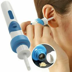 Safety Electric Cordless Vacuum Ear Cleaner Wax Remover Pain