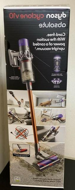 Dyson V10 ABSOLUTE Cyclone V10 Absolute Cordless Vacuum - Co