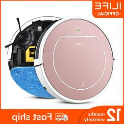 ILIFE V7s Plus Robot Vacuum Cleaner Sweep&Wet Mopping For Ha